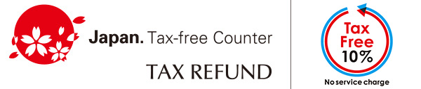 Japan. Tax-free Counter TAX REFUND